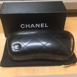 Chanel sunglasses case